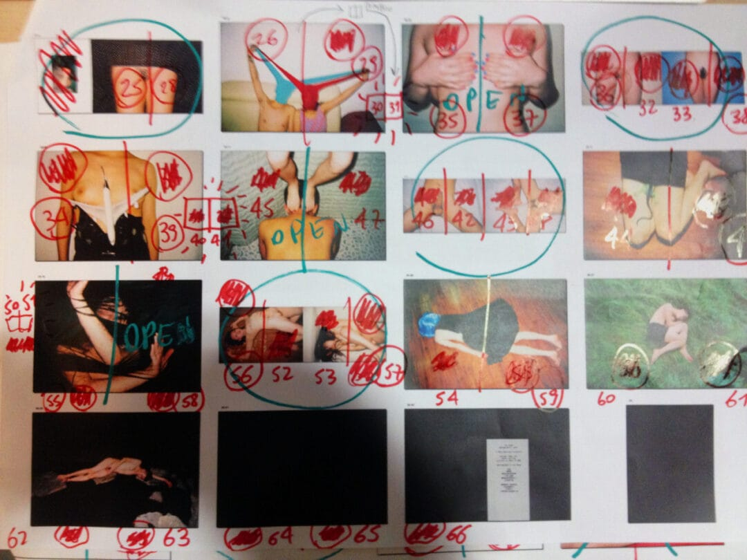 Ren Hang a photobook to come in …