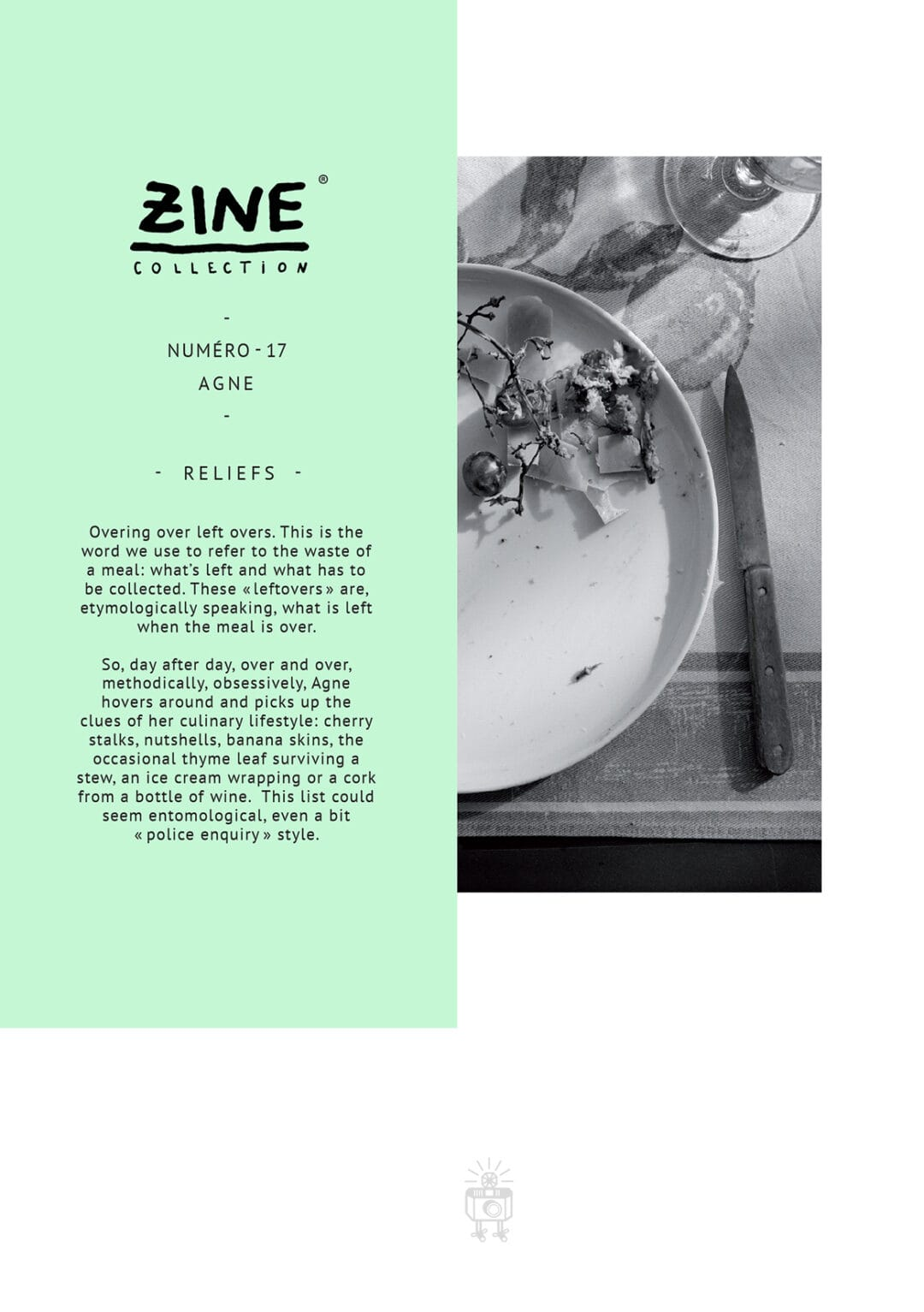 Zine Collection # 17 …