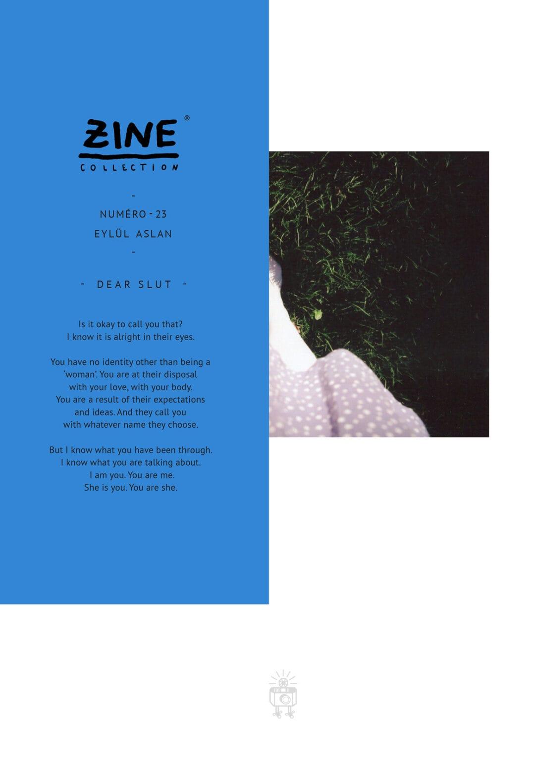Dear Slut: Zine Collection #23 …