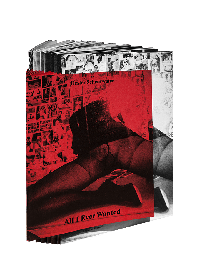 flotsam books(フロットサムブックス) 【サイン入】ヘスター・シュワーター写真集 : HESTER SCHEURWATER : ALL I EVER WANTED