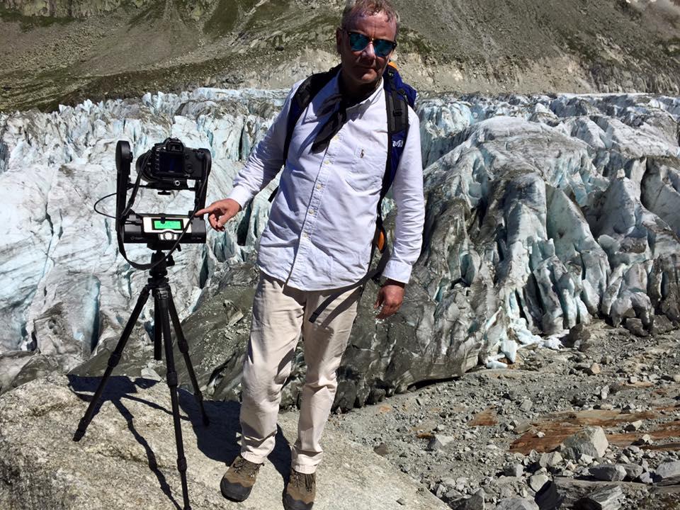 Chamonix Mont-Blanc, an accordion photoBook to come