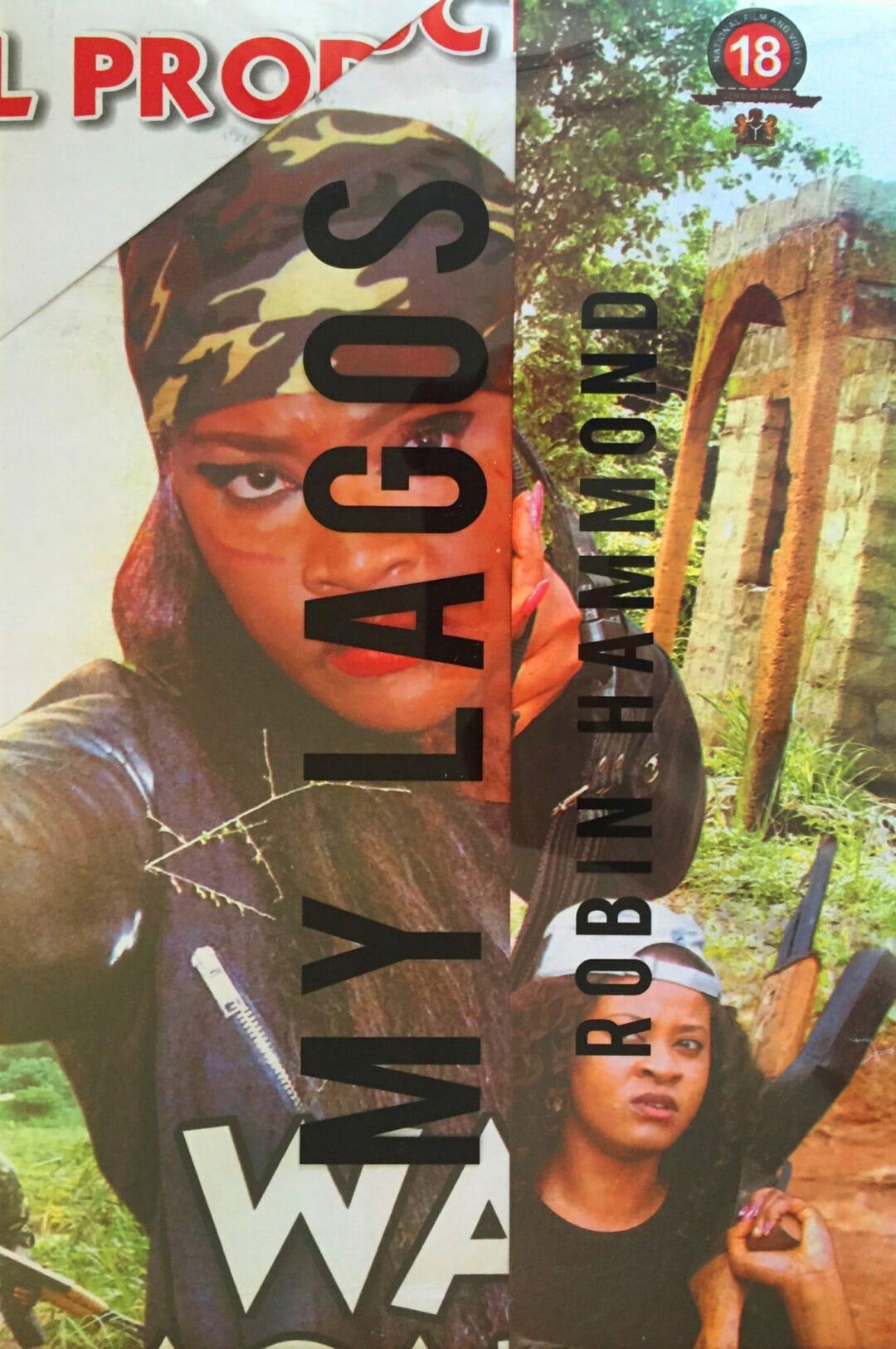#RobinHammond #photobook « #MyLagos » #limitedEdition #editionsbessard #bestphotobook2016 #photography #Africa #Lagos #NollywoodPoster
