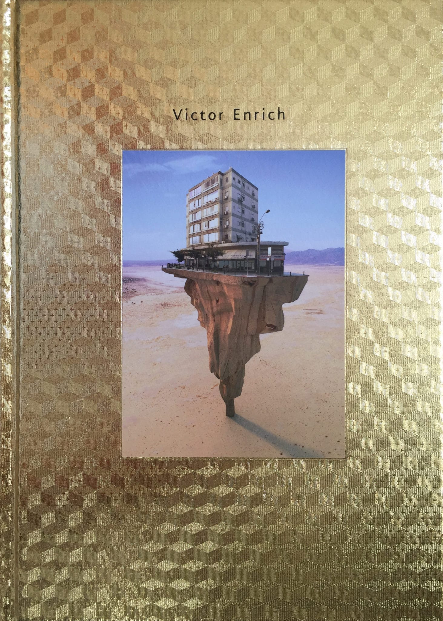 City Portraits Limited Edition Of Copies Signed C Print - City portraits surreal architecture photos by victor enrich