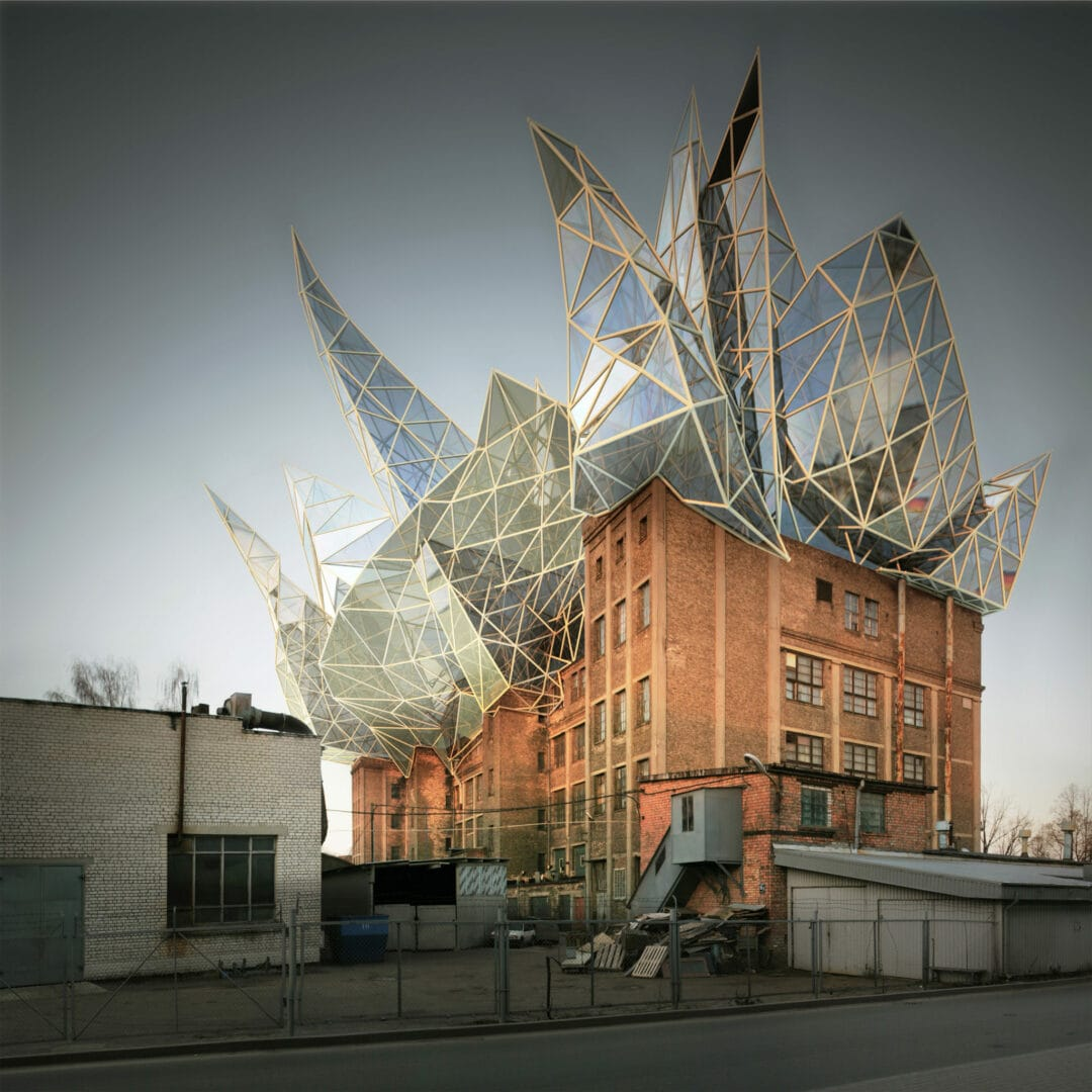 City Portraits BeSpoke N° 4 by the spanish photographer Victor Enrich