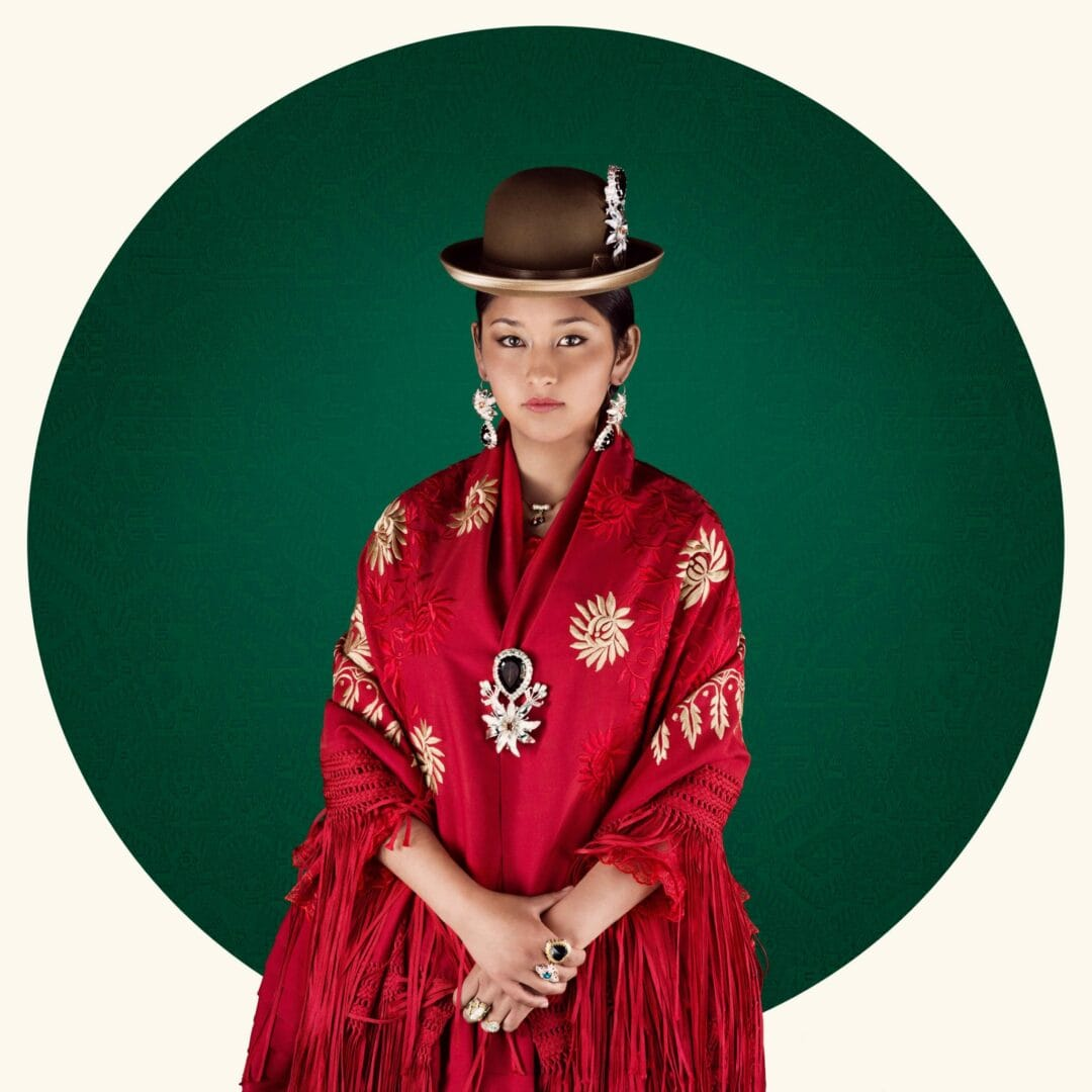 Available on our website #Cholitas, #BeSpoke N°7 by Delphine Blast #LimitedEdition 250 Copies + with a signed c-print by the artist, 160mm X 230mm, hard cover, cloth binding red baize cover by #DelphineBlast from #Bolivia. Ill stop the BeSpoke collection at the N° 20! #editionsBessard #Photography #photobook #ArtOfPerfection #Design