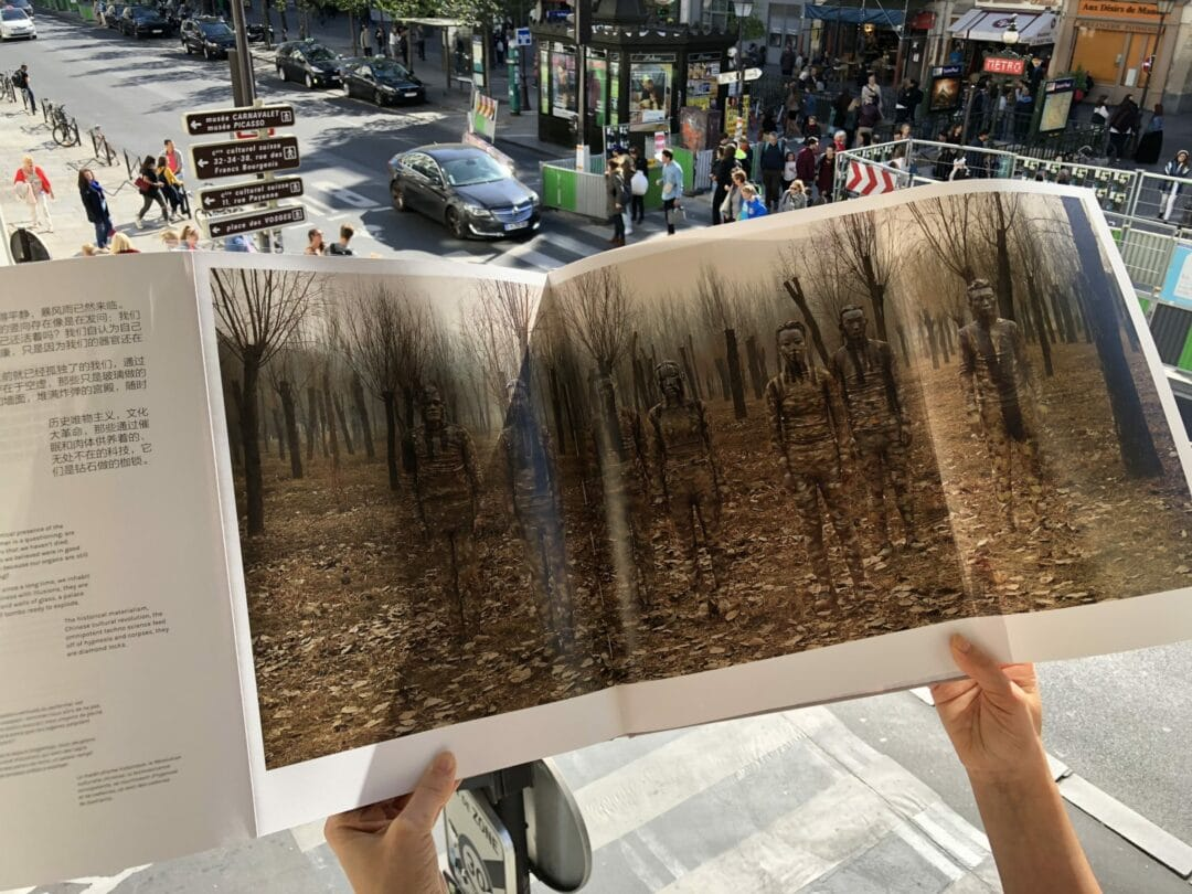 #LiuBolin, « China, Dangerous Landscapes », with a signed c print by the author, « supermarket#3 » A #limitedEdition of 800 copies, and only 75€! I invite you to discover this book, strong concept in the design and story… #HappyPublisher #ArtOfPerfection #China #Pollution #Beijing #EditionsBessard here the link: http://www.editionsbessard.com/…/china-dangerous-landscape…/