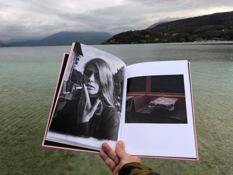Lara Gasparotto Lac d'Annecy Haute Savoie , #BeSpokeCollection Artist Édition Editions Bessard Pierre #HappyPublisher