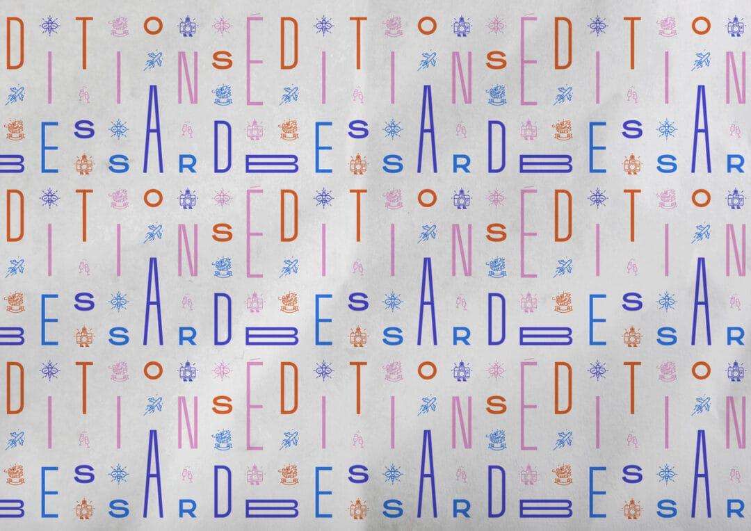 SILK PAPER #happypublisher #editionsbessard projet papier de soie 50 x 70 cm pour emballage de nos précieu livres d'art, design by TiBox